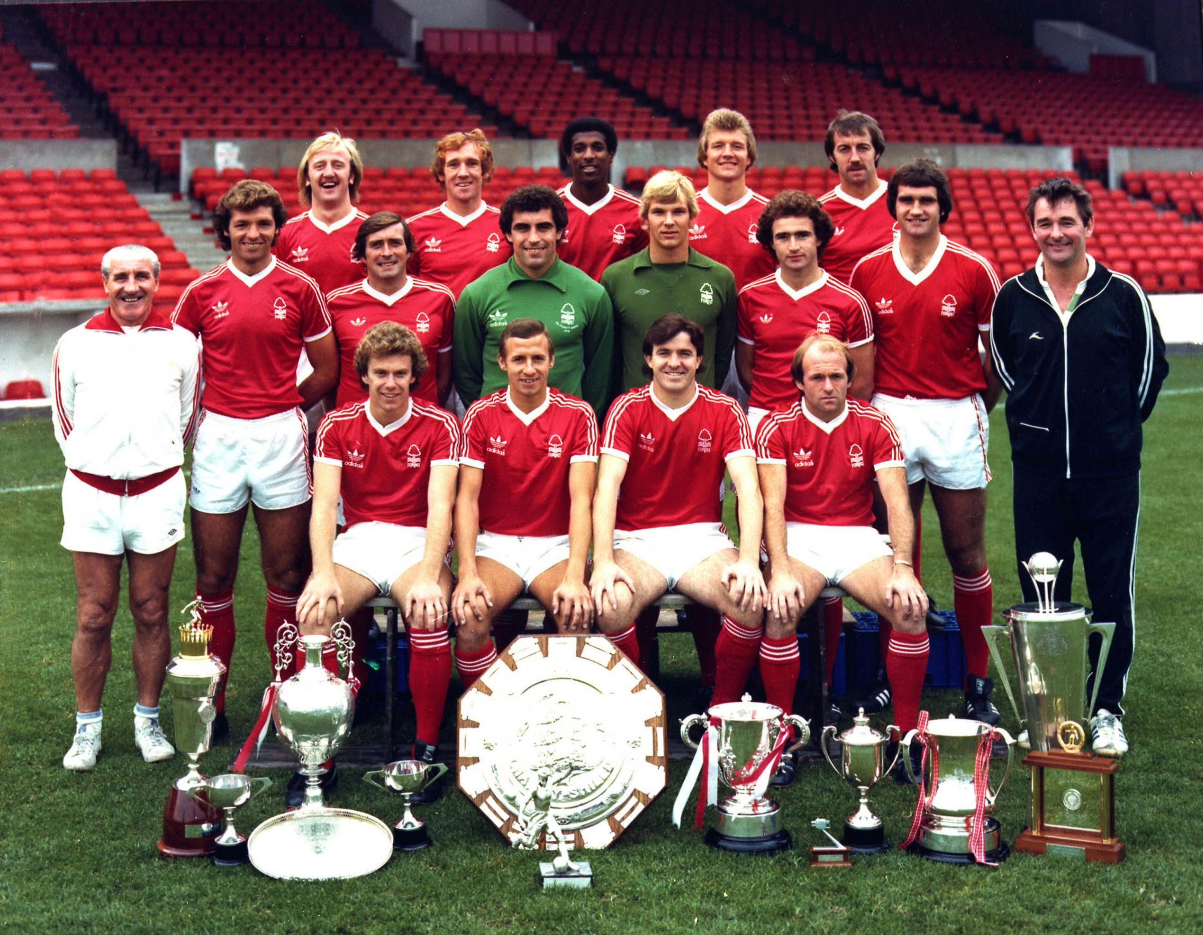 Nottingham Forest – When they were the best