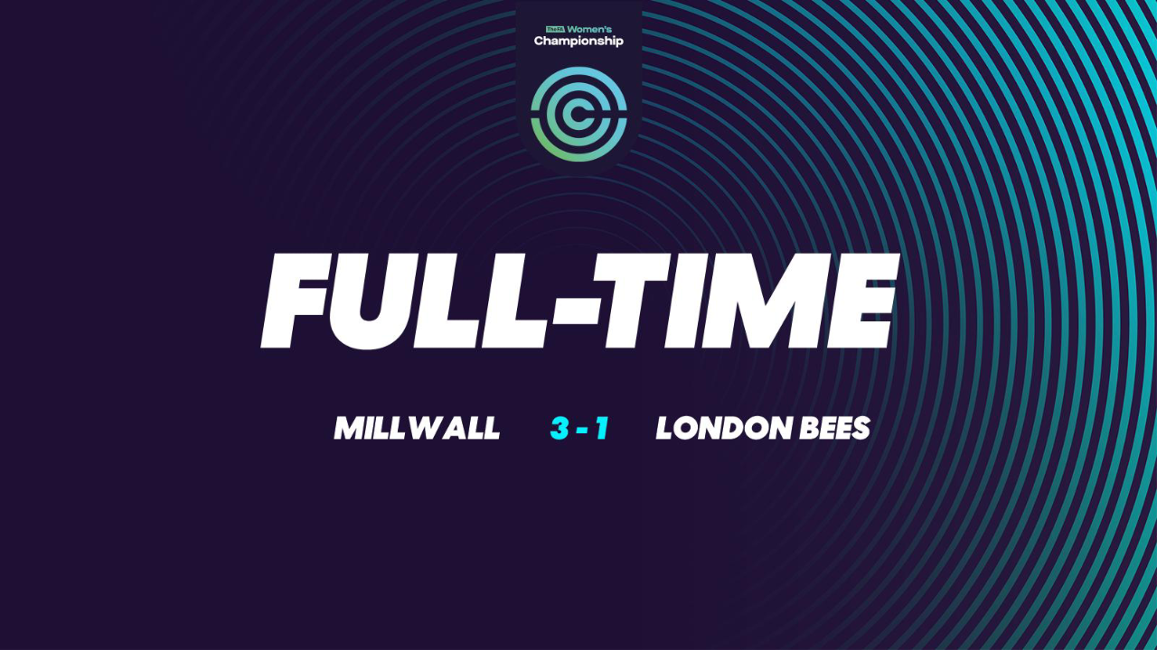 2fd2f5f0f Millwall Lionesses claim first league win after incredible Clarke double