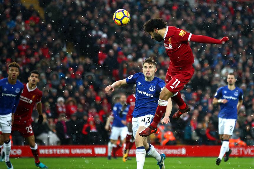 The Toffees Hope To Derail Liverpool S Title Quest In The Merseyside Derby