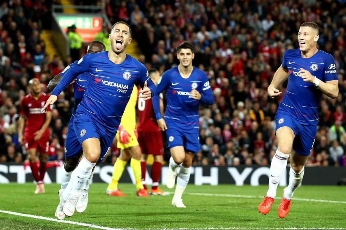 Chelsea Vs Manchester United Vs Fc Barcelona: Chelsea Look To Repeat History By Upsetting Title