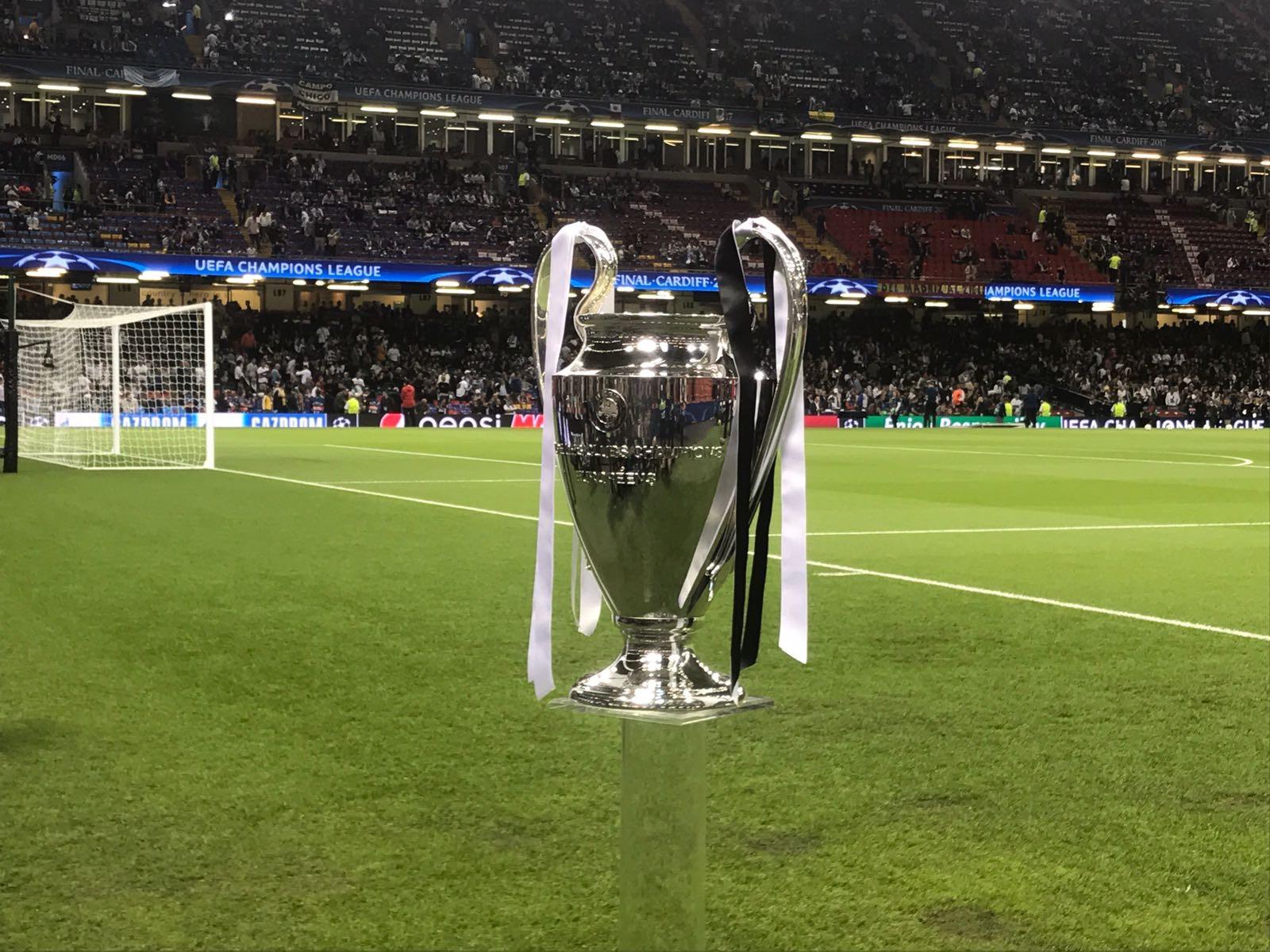 Liverpool Champions League Siege