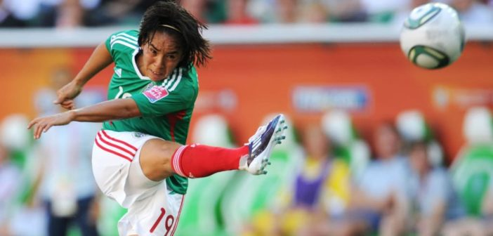Monica Ocampo Wins FIFA Womens World Cup Greatest Goal