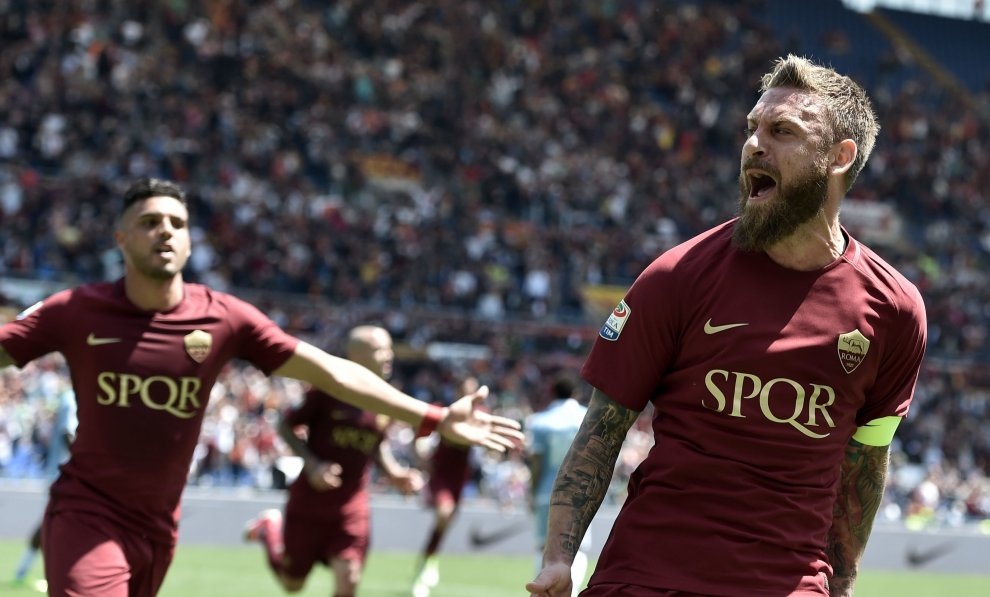info for effd6 666e8 Daniele de Rossi to end 18-year stay with AS Roma when the ...